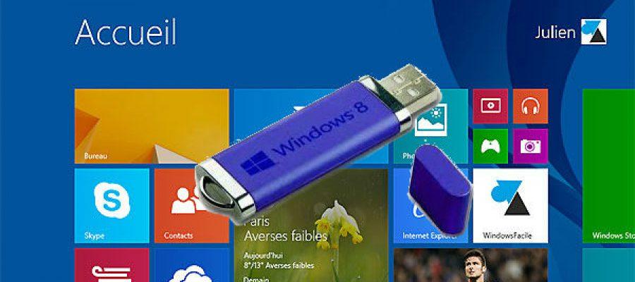 Votre PC? Une clef USB avec Windows to Go