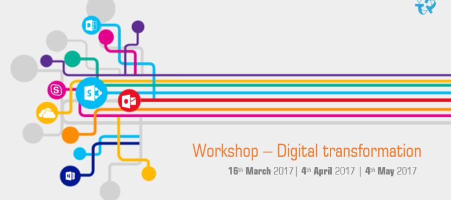 Atelier – Transformation digitale