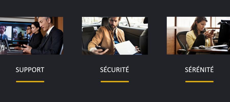 Découvrez notre offre d'abonnement mensuel Support et Sécurité Informatique