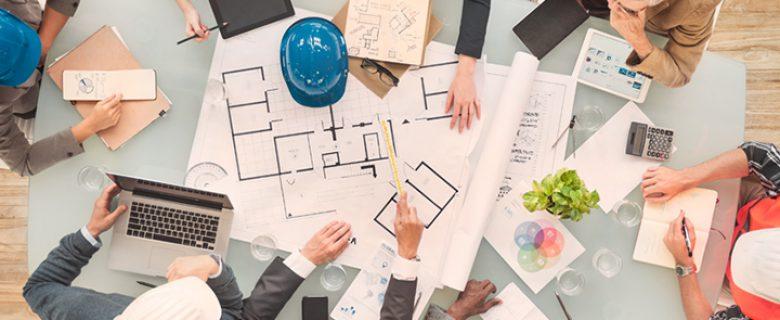 Gestion de projets dans le bâtiment