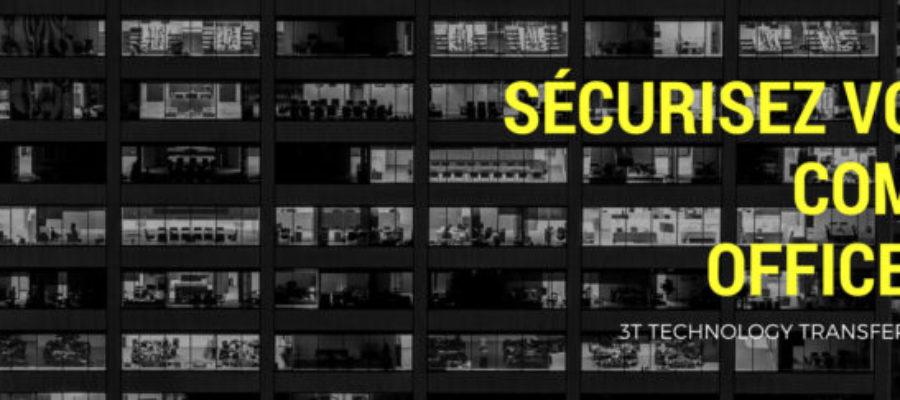 Offre tout compris pour Configurer la Sécurité de votre compte Office 365